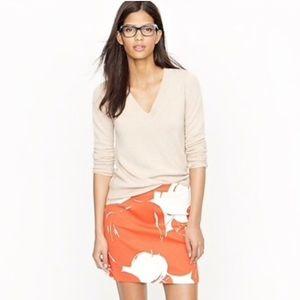 Gorgeous J.Crew Mini Skirt